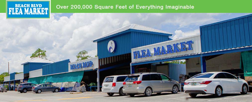 Beach Boulevard Flea Market