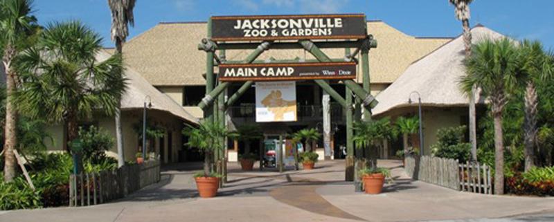 Jacksonville Zoo and Garden