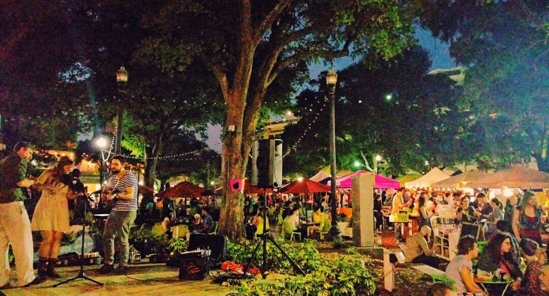 Jaxsons Night Market