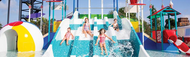 Summer Waves Water Park Jekyll Island