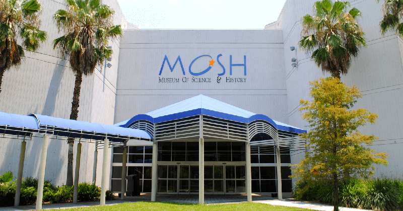 Museum of Science & History (MOSH)