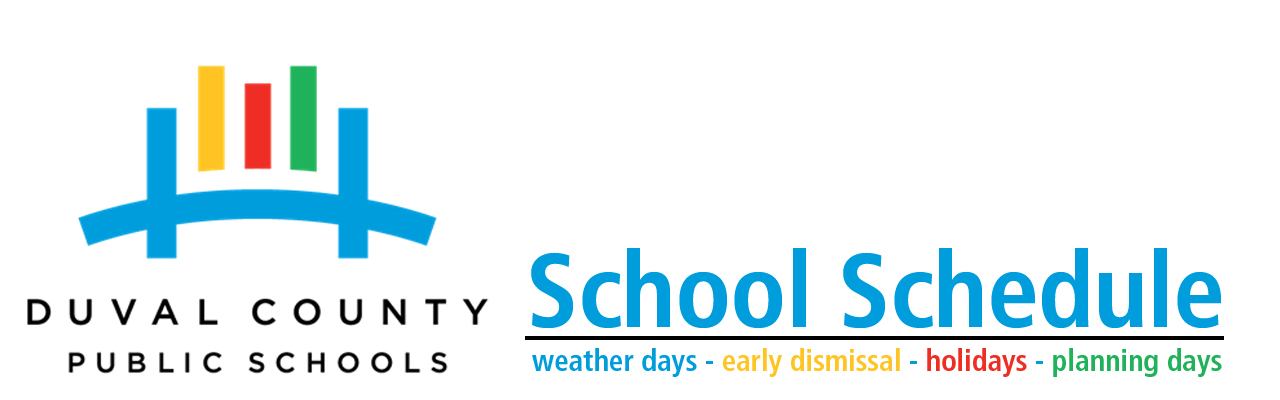 DCPS Early Dismissal Day First Coast Town Planner