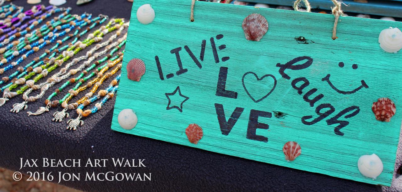 Jax Beach Art Walk