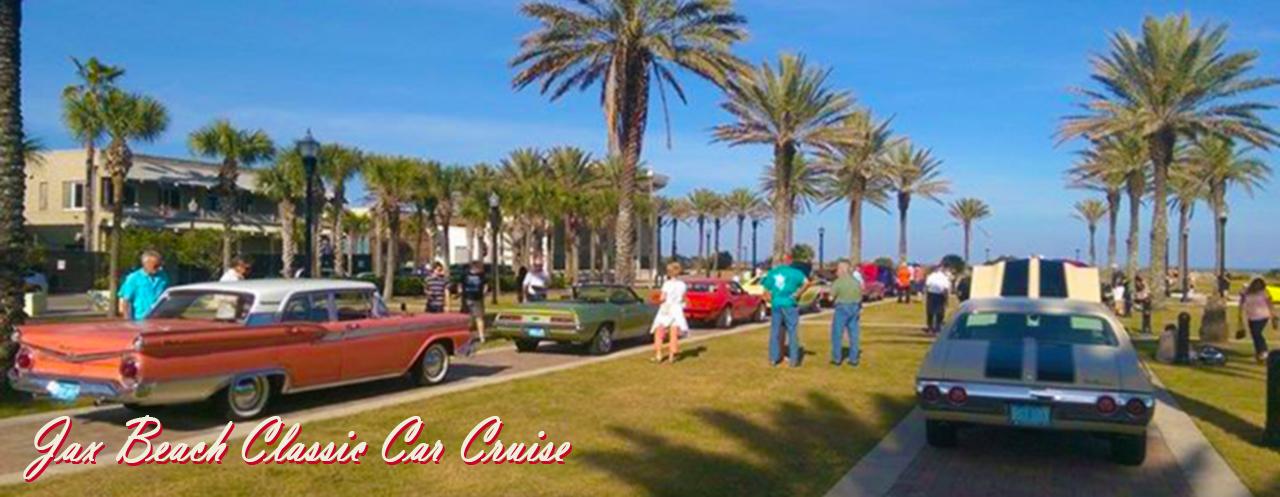 Jax Beach Classic Car Cruise