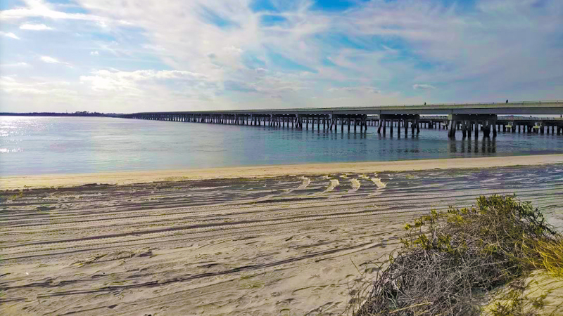 Amelia Island State Park & Beach Access