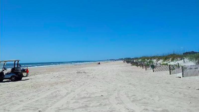Scotts Road Public Beach Access