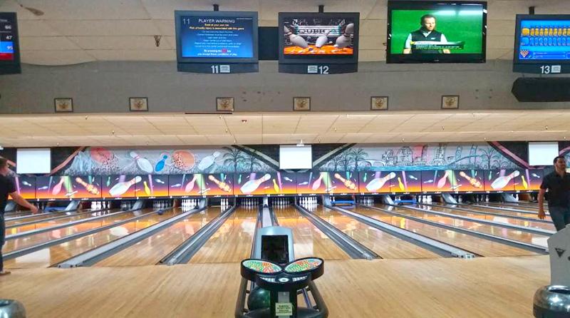 Jax Bowling Center