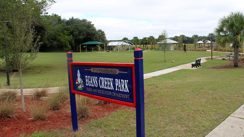 Egans Creek Park