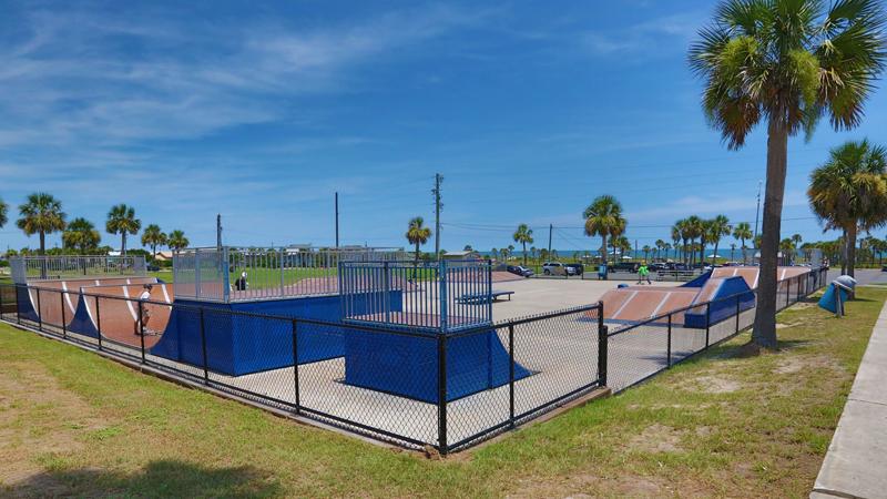 Fernandina Beach Skate Park