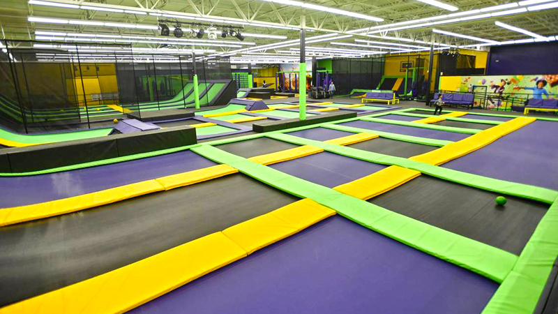 Get Air Orange Park Trampoline Park
