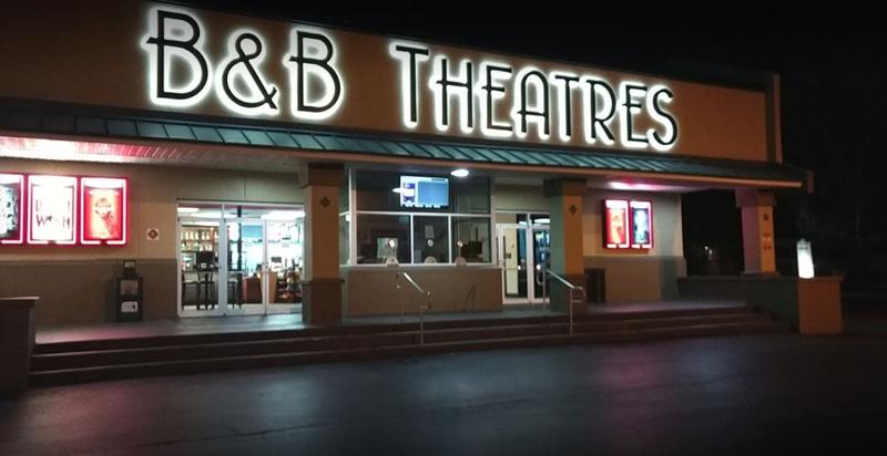 B Theatres Amelia Island 7 First