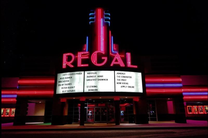 Regal Beach Boulevard 18