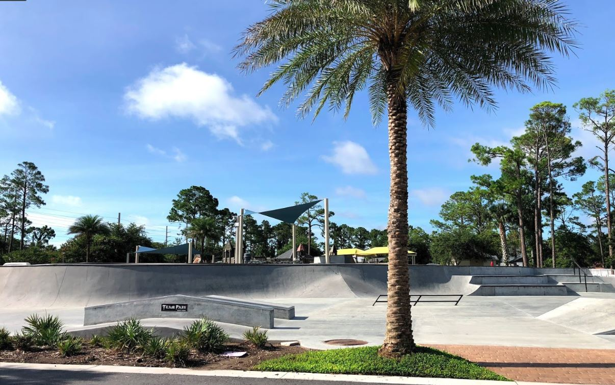 South Beach Skate Park and Sunshine Playground