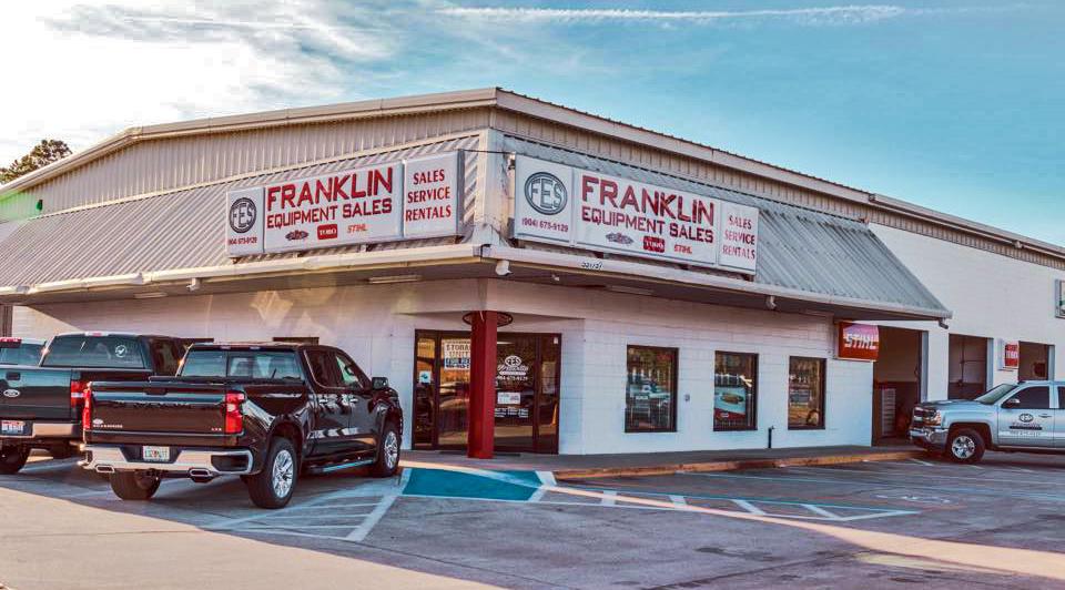 Franklin Equipment Sales