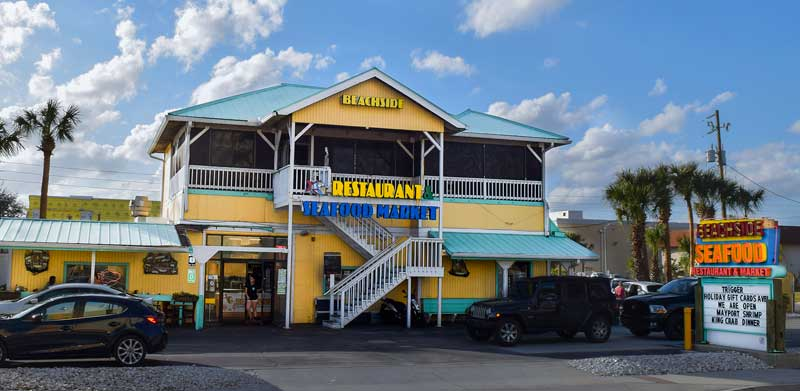 Beachside Seafood Restaurant & Market