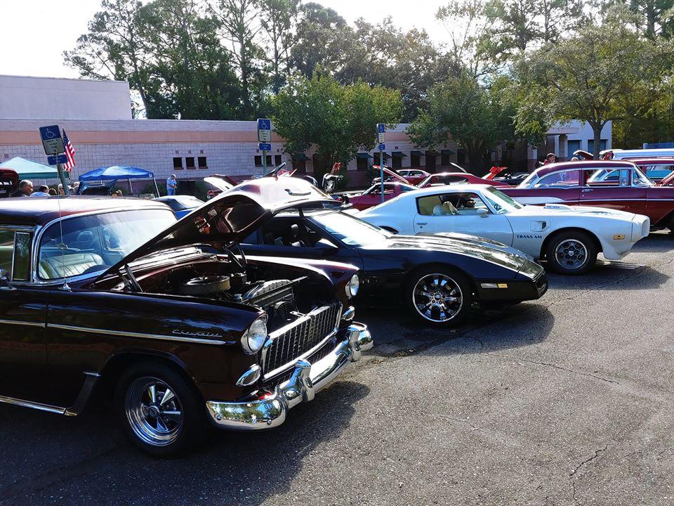 8 Flags Car Show