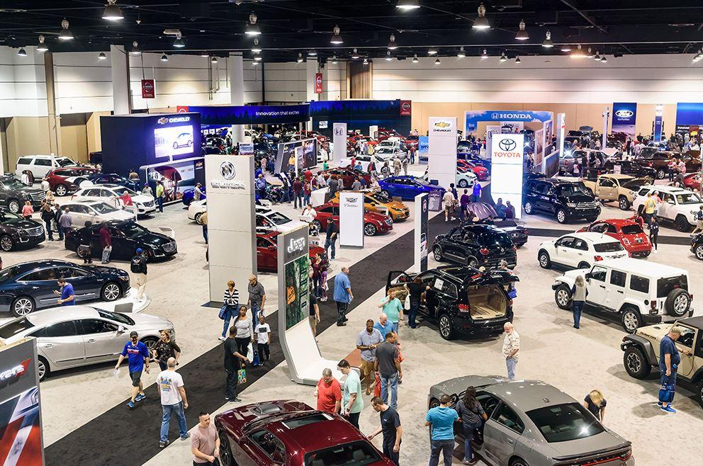 The Jacksonville Auto Show