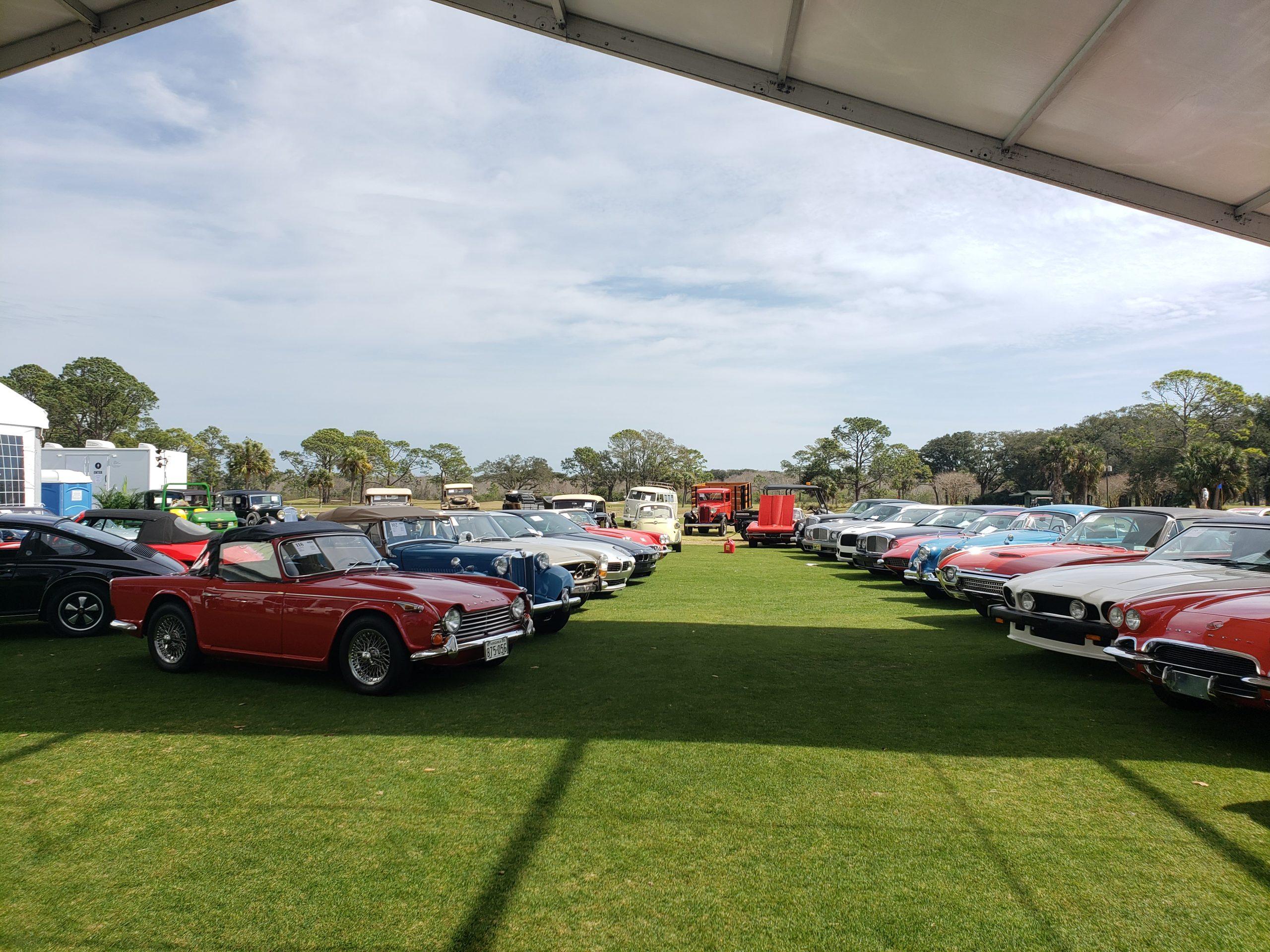 Bonham's Auto Auction