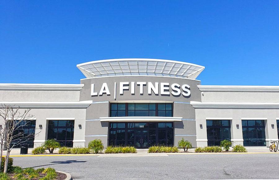 LA Fitness - Atlantic Beach