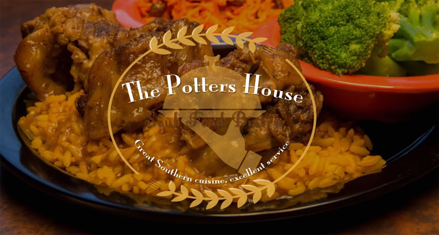 The Potter's House Soul Food Bistro South
