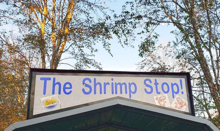 The Shrimp Stop
