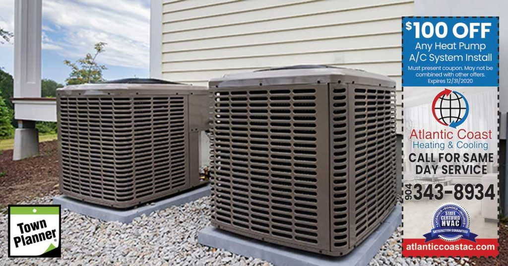 $100 Off Any New Heat Pump AC System
