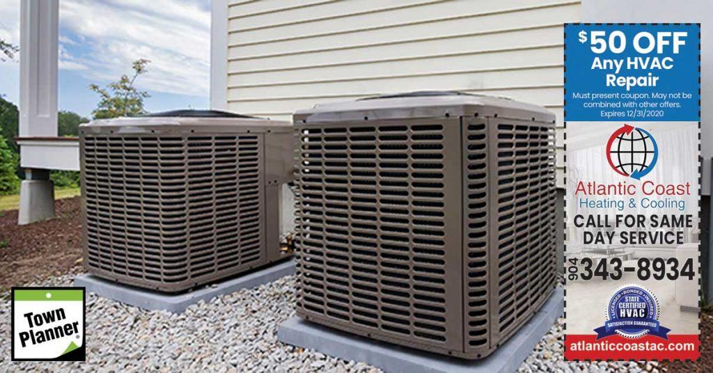 $50 Off any HVAC Repair