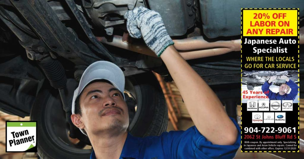 20% Off Labor on Any Repair