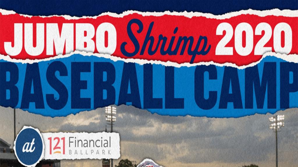 Jumbo Shrimp 2020 Baseball Camp