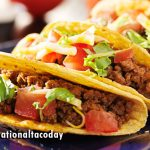 National Taco Day October 4th