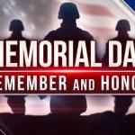 Memorial Day Remember and Honor