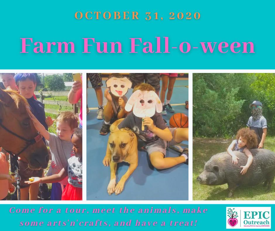 Farm Fun Fall-o-ween! – One Epic Farm