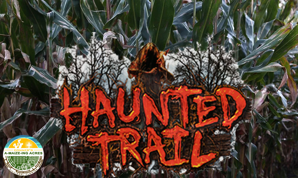 Haunted Trail at Conner's A-MAIZE-ING Acres