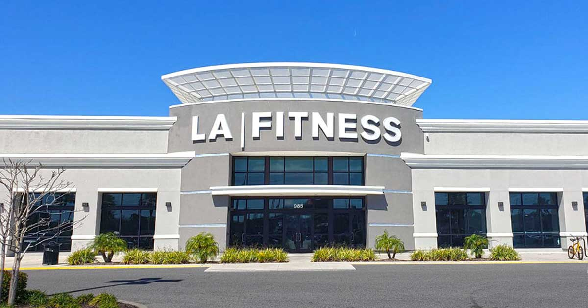 Win 3 Months Free at LA Fitness Atlantic Beach