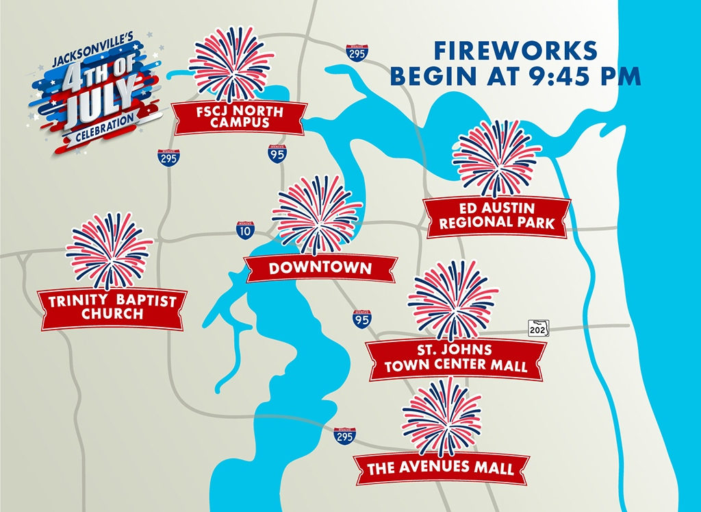 jacksonville 4th of july 2021