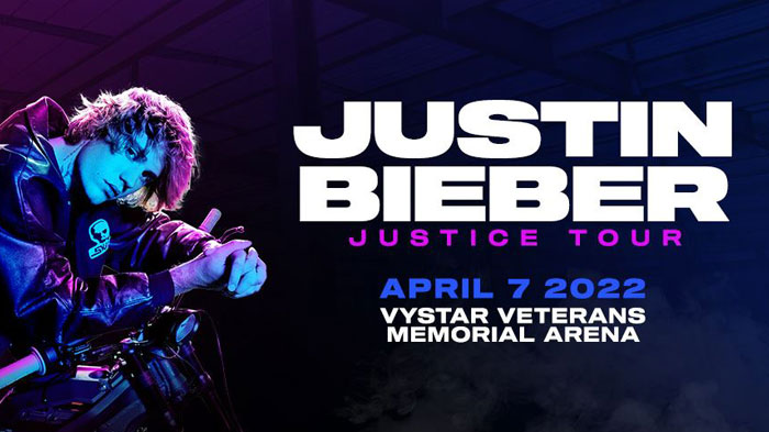 Justin Bieber: Justice Tour 2022