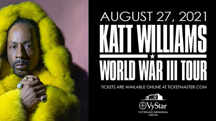 Katt Williams World War III Tour